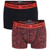 Salming 2-pack Marble Boxer * Fri Frakt *