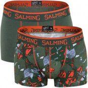 Salming 2-pack Melville Bamboo Boxer * Fri Frakt *