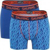 Salming 2-pack Pele Long Bamboo Boxer * Fri Frakt *