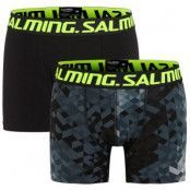 Salming 2-pack Performance Keen Long Bamboo Boxer