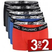 Salming 5-pack Cotton Stretch Boxers * Fri Frakt *