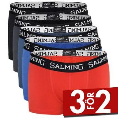 Salming 5-pack Cotton Stretch Boxers * Kampanj *