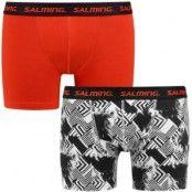 Salming Oakwood Long Boxer 2-pack * Fri Frakt * * Kampanj *