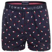 Tommy Hilfiger Cotton Icon Woven Boxer Mini Flag * Fri Frakt *