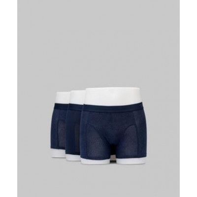 Topeco 3-pack Cotton Boxer Blå