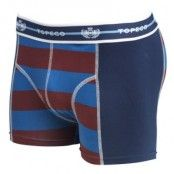 Topeco Mens Regular Boxer Rugby Stripe * Fri Frakt * * Kampanj *