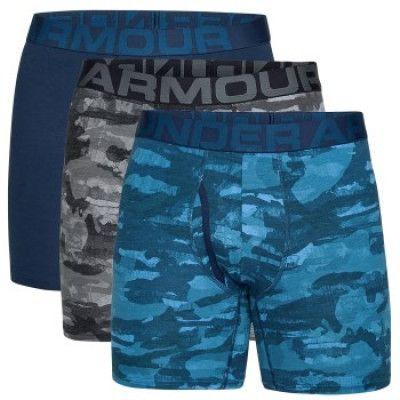 Under Armour 3-pack Charged Cotton Boxerjock * Kampanj *