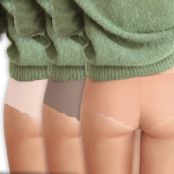 Sloggi 3-pack Nude Perfection Hipster * Fri Frakt * * Kampanj *