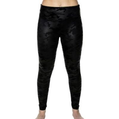 Spanx Faux Leather Camo Leggings * Fri Frakt *