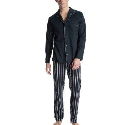 Calida Relax Selected Buttoned Pyjama * Fri Frakt *