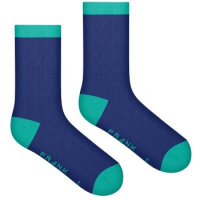 Frank Dandy Bamboo Heel And Toe Crew Sock * Fri Frakt *