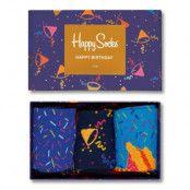 Happy socks 2-pack Birthday Gift Box