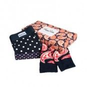 Happy socks Combo Box Dot Boxer and Paisley Sock * Fri Frakt * * Kampanj *