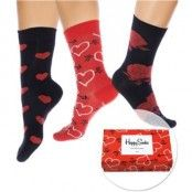 Happy socks Love Gift Box Sock Red * Fri Frakt *