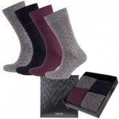 Hugo Boss Giftset Socks 4-pack * Fri Frakt * * Kampanj *