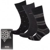 Hugo Boss 3-pack RS Sock Gift Set * Fri Frakt * * Kampanj *