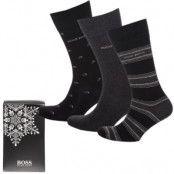 Hugo Boss 3-pack RS Sock Gift Set * Fri Frakt * * Kampanj *