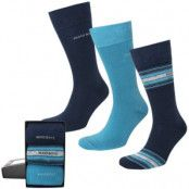Hugo Boss 3-pack RS Sock Gift Set CC * Fri Frakt * * Kampanj *
