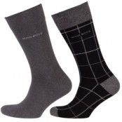 Hugo Boss Socks  2-pack * Fri Frakt *