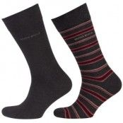 Hugo Boss Socks Stripe 2-pack * Fri Frakt *