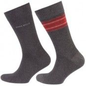 Hugo Boss Socks Stripe RS 2-pack * Fri Frakt * * Kampanj *