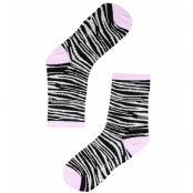 Topeco - Striped - Zebra - Black