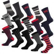WESC 15-pack Multipack Socks * Kampanj *