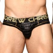 Andrew Christian Almost Naked Plush Stripe Brief