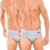 Schiesser 2-pack Essentials Sport Briefs With Fly