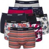 WESC 9-pack Mixpack Boxer Briefs * Fri Frakt * * Kampanj *